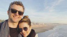 """Lucas Lima e Sandy festejam 12 anos de casamento: """"Que sorte"""""""