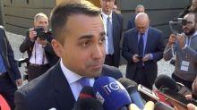"""Manovra, Di Maio spiega le 3 """"proposte imprescindibili"""" del M5S"""