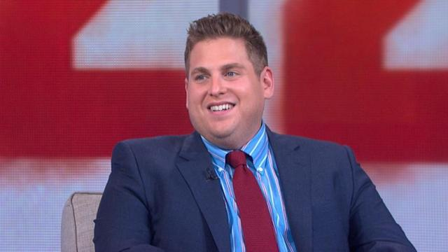 Jonah Hill Suits Up for a New Undercover Mission in '22 Jump Street'