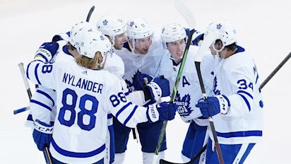 Maple Leafs cap playoff comeback for the ages