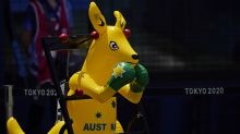 Australians left Olympic Village rooms in 'unacceptable condition,' mascots temporarily went missing