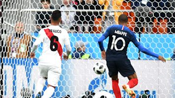 World Cup 2018: Day eight in pictures