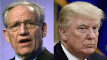 Bob Woodward reveals 'extraordinarily shocking' audio of Trump on 'The Late Show'