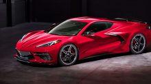 The new 2020 Corvette Stingray revealed. Guns for Ferrari with Chevy's first mid-engine design