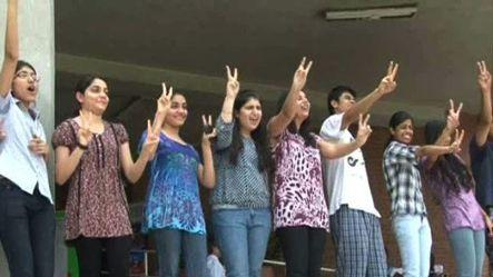 Again, Girls outshine boys in CBSE class X results