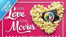 Regal's BOGO Offer is Great for Your Movie-Loving Valentine