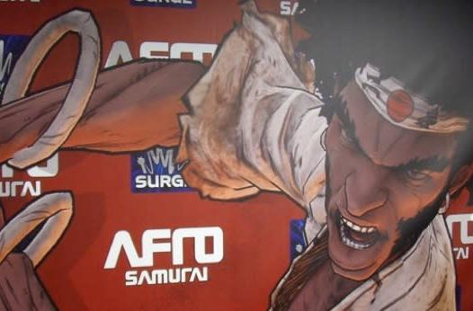 Joystiq visits: The Afro Samurai launch party in Los Angeles