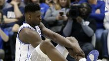 Nike is trading like Zion Williamson's shoe never exploded