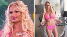 Mum who looks like Barbie wants daughter to do the same