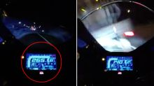 Motorcyclist hits 267km/h before slamming into truck
