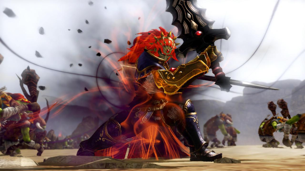 Hyrule Warriors' Final DLC Includes an Unexpected Playable