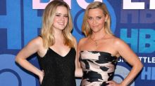 Reese Witherspoon celebrates lookalike daughter Ava Phillippe's 21st birthday with Instagram photos