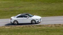 Mercedes bringt im Mai neues CLA Coupé ab 31.475 Euro