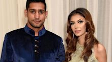 Amir Khan denies that he's reconciling with his wife