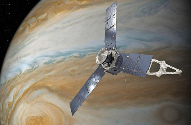 NASA extends the Juno spacecraft mission for three more years
