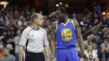 Referee error leads to confusing Draymond Green non-ejection