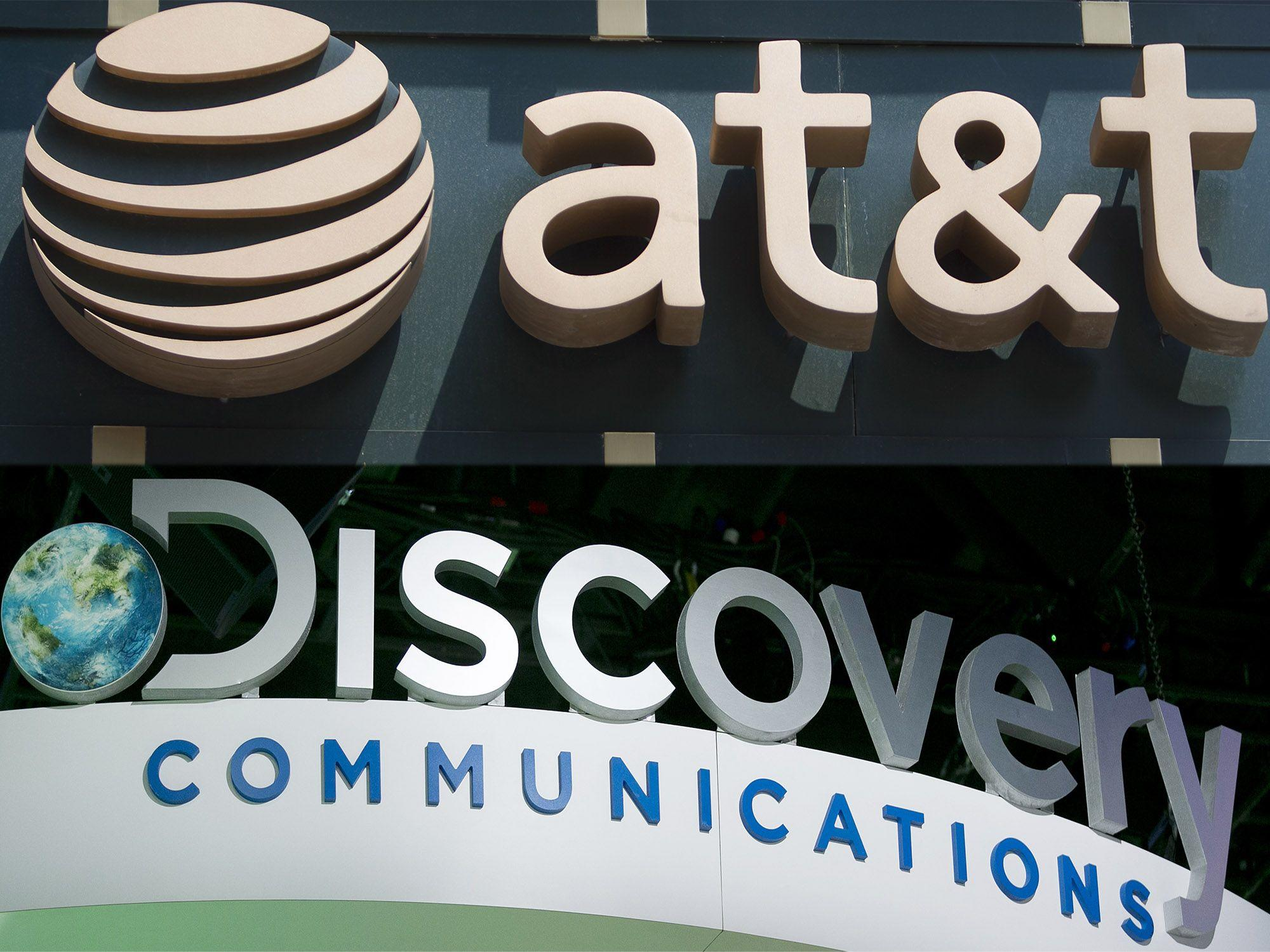 AT&T Merges Media Assets With Discovery in Blockbuster Deal