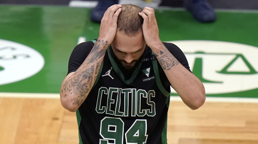 Slumping Celtics likely to be in play-in tourney