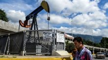 Oil prices finish higher in wake of U.S. sanctions on Venezuela's PdVSA
