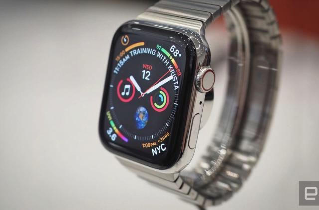 Apple Watch Series 4 hands-on: Subtle improvements