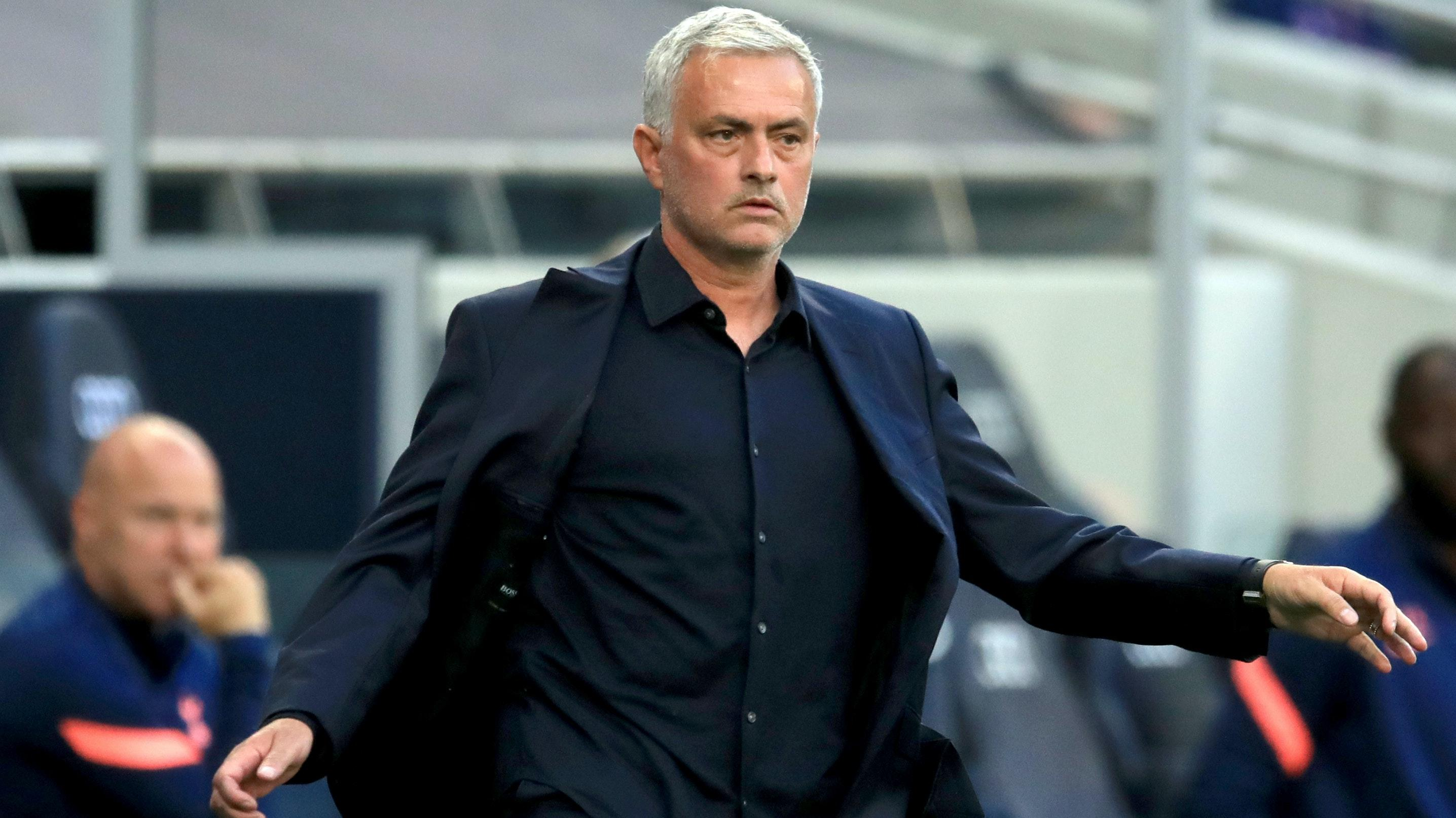 Jose Mourinho says Tottenham's demanding programme is a tough balancing act