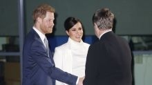 Meghan Markle wears winter whites for first appearance since letter reveal
