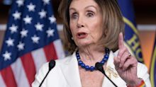 Pelosi warns reporter: 'Don't mess with me' about 'hate' for Trump