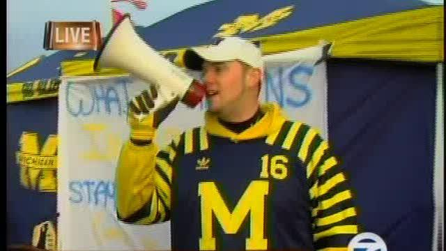 Michigan tailgate