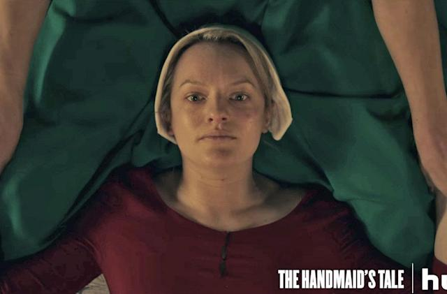 'The Handmaid's Tale' trailer takes us to a bleak post-America future