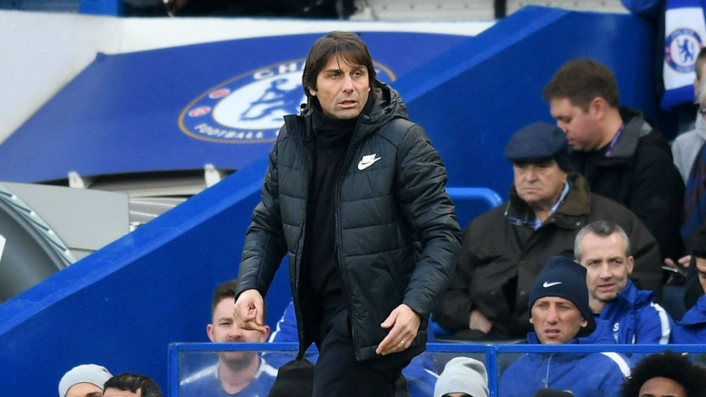 Conte unconcerned by Mourinho's 'contempt' comment