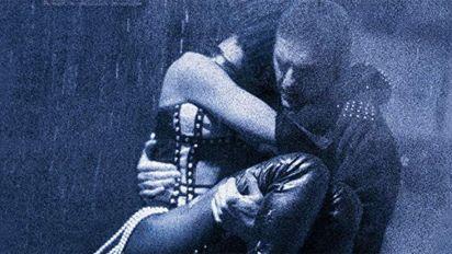 Kevin Costner reveals Bodyguard poster secret