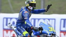 """Mir: """"Too early"""" to be considered MotoGP title favourite"""