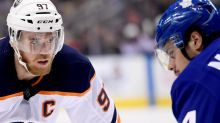 McDavid's Oilers, Matthews' Maple Leafs ready for first of nine meetings