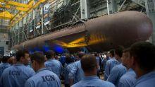 Marinha lança novo submarino de vigilância das águas territoriais brasileiras