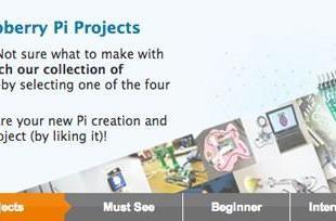 Element14 unveils Raspberry Pi Projects hub and 8GB Model B bundle