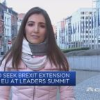 Delay to Brexit requires approval from EU