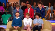 Finn Wolfhard says 'It' is more than just a horror movie