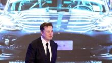 Elon Musk on road to $50bn payout as Tesla's value passes $100bn