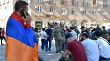 Dezenas de mortos em combates em Nagorno Karabakh, Turquia alerta Armênia