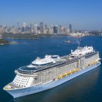 Credit Suisse initiates Royal Caribbean, Norwegian Cruise Lines at outperform