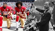 The audacity of the NFL's MLK Day tweet