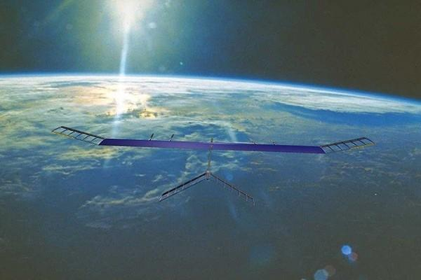 Zephyr solar-powered UAV breaks three more world records