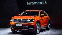 Volkswagen Teramont X is our Atlas five-seater