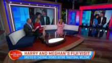 Recapping Harry and Meghan's Fiji visit