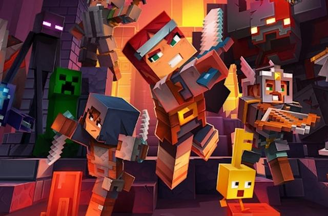 'Minecraft Dungeons' will arrive in April 2020