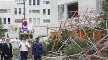 Belgio, operai travolti dalla grana di una scuola in costruzione