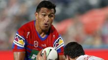 Knights lose Saifiti for up to six weeks