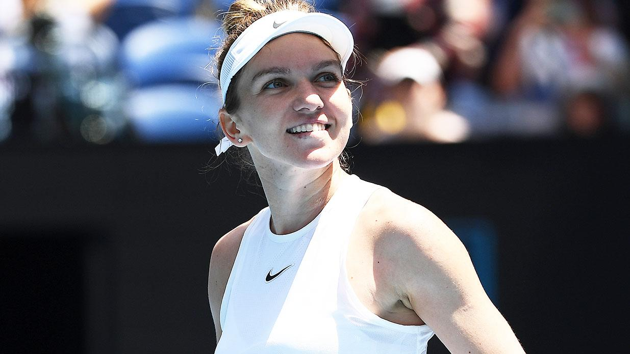 'It's too early': Simona Halep's conditions on Australian Open return