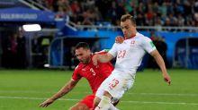 La Suisse renverse la Serbie
