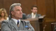 John Travolta on wearing John Gotti's actual clothes in 'Gotti,' 'Grease' at 40, and riffing on Nic Cage in 'Face/Off'
